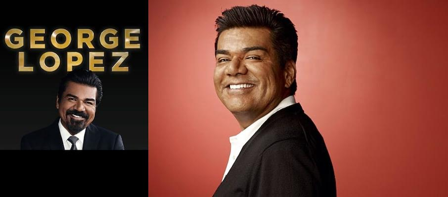 George Lopez at Wagner Noel Performing Arts Center