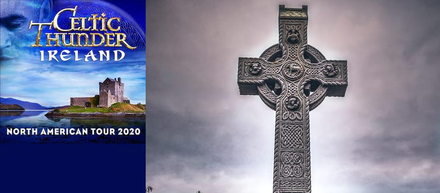 Celtic Thunder at Wagner Noel Performing Arts Center