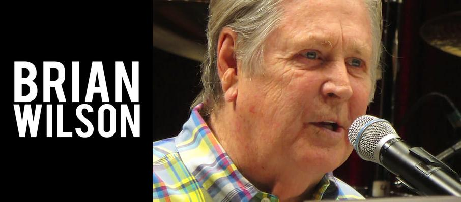 Brian Wilson at Wagner Noel Performing Arts Center