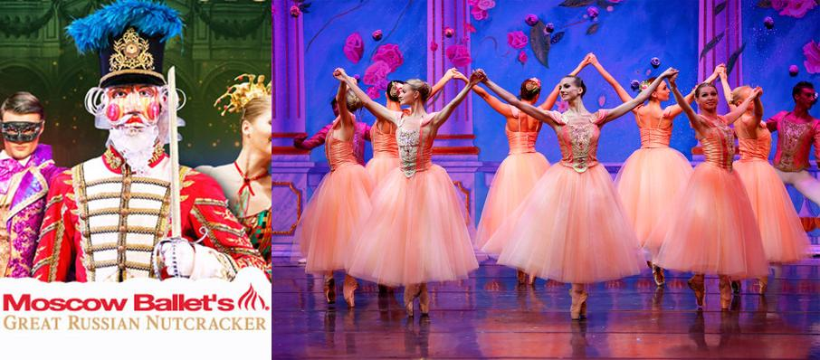 Moscow Ballet's Great Russian Nutcracker at Wagner Noel Performing Arts Center