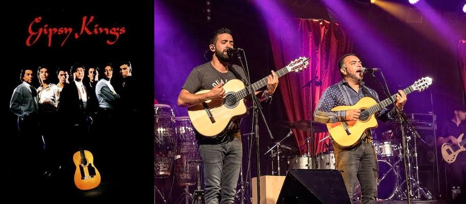 Gipsy Kings at Wagner Noel Performing Arts Center