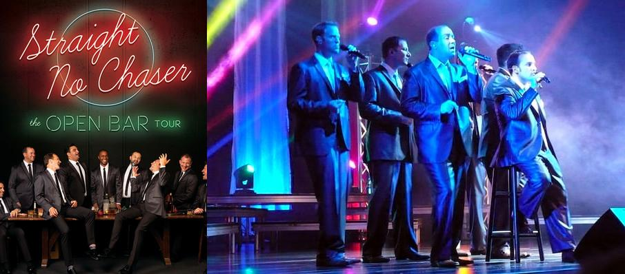 Straight No Chaser at Wagner Noel Performing Arts Center
