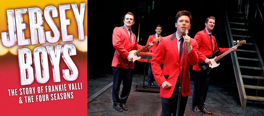 Jersey Boys at Wagner Noel Performing Arts Center