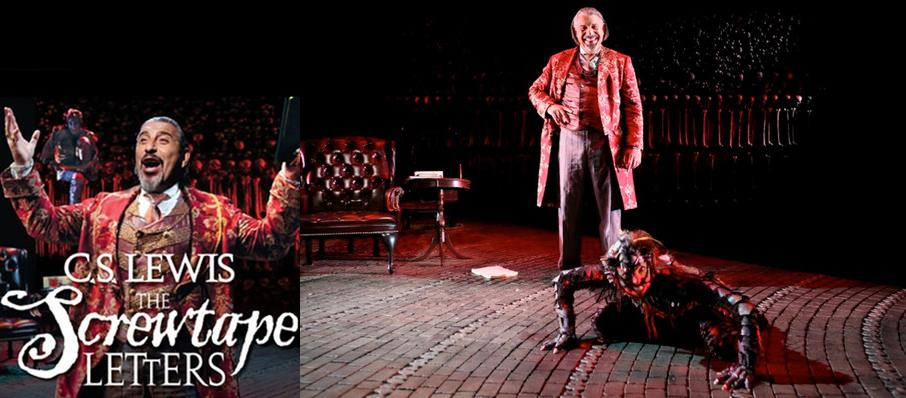 The Screwtape Letters at Wagner Noel Performing Arts Center