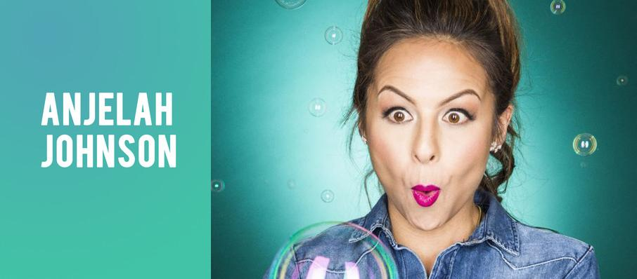 Anjelah Johnson at Wagner Noel Performing Arts Center