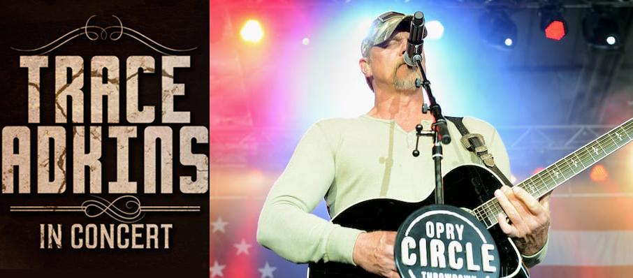 Trace Adkins at Wagner Noel Performing Arts Center