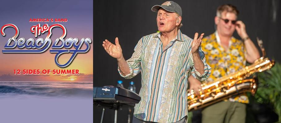 Beach Boys at Wagner Noel Performing Arts Center