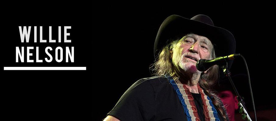 Willie Nelson at Wagner Noel Performing Arts Center