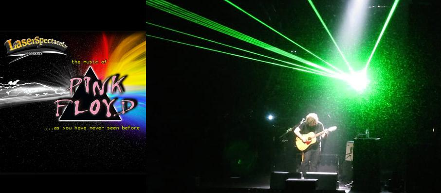 Pink Floyd Laser Spectacular at Wagner Noel Performing Arts Center