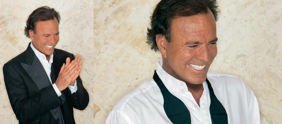 Julio Iglesias at Wagner Noel Performing Arts Center