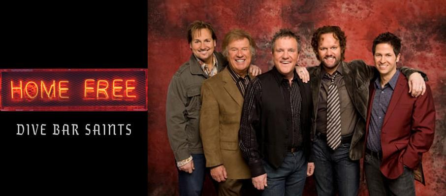 Home Free Vocal Band at Wagner Noel Performing Arts Center