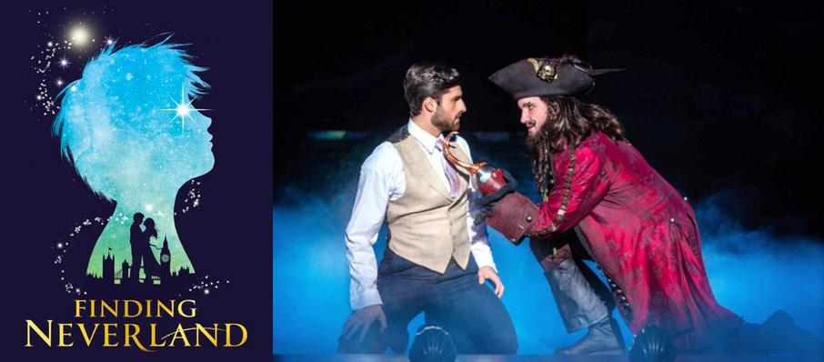 Finding Neverland at Wagner Noel Performing Arts Center