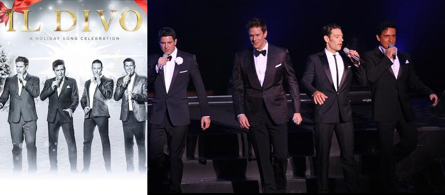 Il Divo at Wagner Noel Performing Arts Center