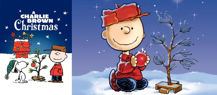 Charlie Brown Christmas at Wagner Noel Performing Arts Center
