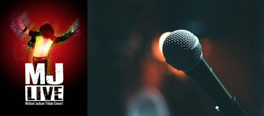 MJ Live - Michael Jackson Tribute Show at Wagner Noel Performing Arts Center