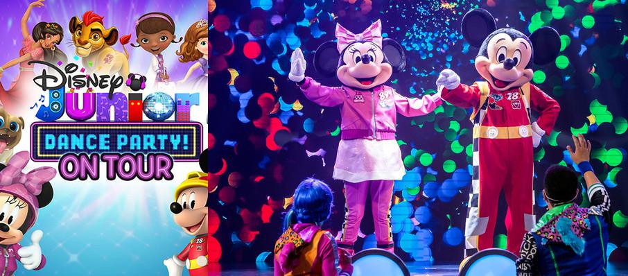 Disney Junior Live: Dance Party at Wagner Noel Performing Arts Center