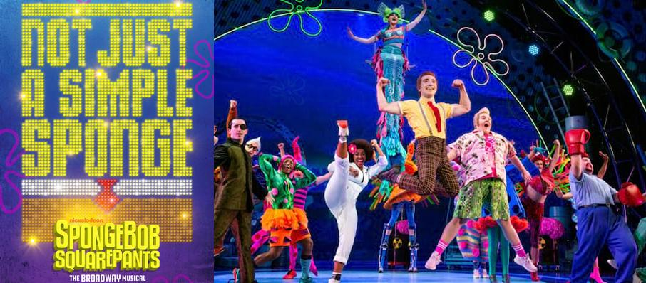 Spongebob Squarepants at Wagner Noel Performing Arts Center