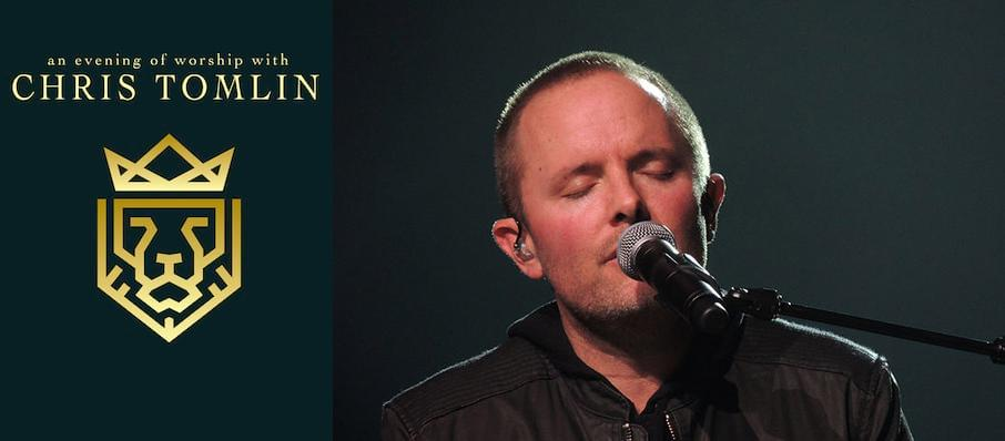 Chris Tomlin at Wagner Noel Performing Arts Center