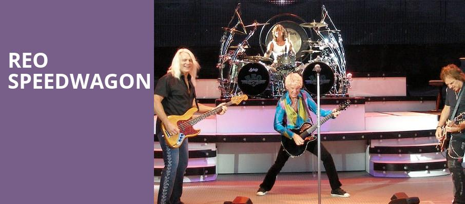 REO Speedwagon, Wagner Noel Performing Arts Center, Midland