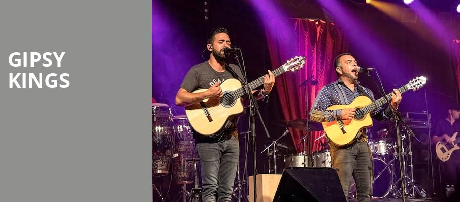 Gipsy Kings, Wagner Noel Performing Arts Center, Midland