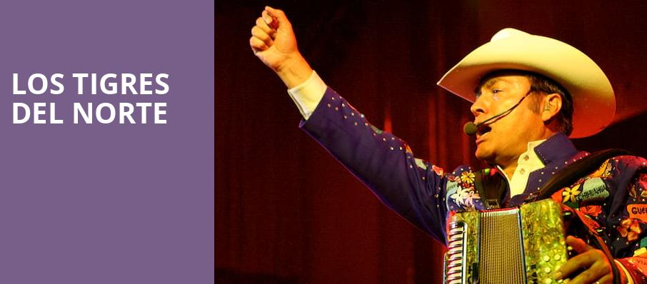 Los Tigres del Norte, La Hacienda Event Center, Midland