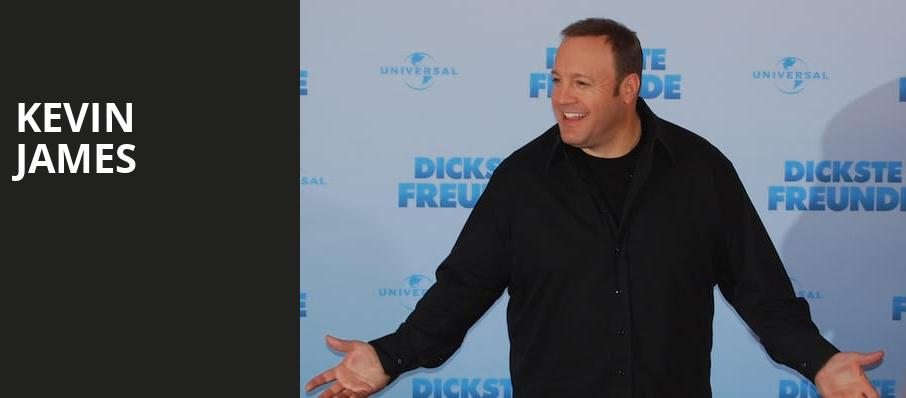 Kevin James, Wagner Noel Performing Arts Center, Midland