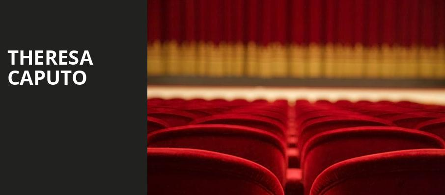 Theresa Caputo, Wagner Noel Performing Arts Center, Midland